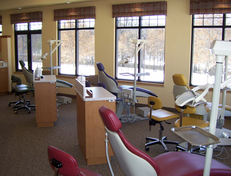 Haack Orthodontics Treatment Area